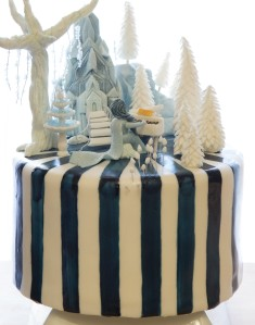 The Frozen New Forest Cake-1