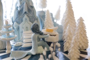The Frozen New Forest Cake-2